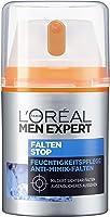 L'Oréal Men Expert Falten Stop, Gesichtscreme, mit hochdosierter Anti-Aging Wirkung und Feuchtigkeitspflege Soforteffekt...