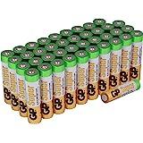 GP Super Alkaline Batteries| AAA | Bulk 40 Pack
