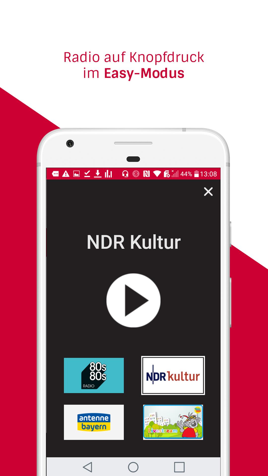 Kostenlose Radio App