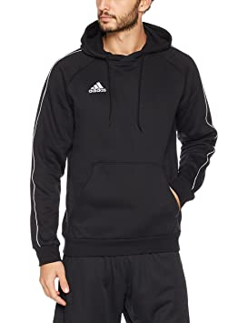 sweat capuche adidas homme noir