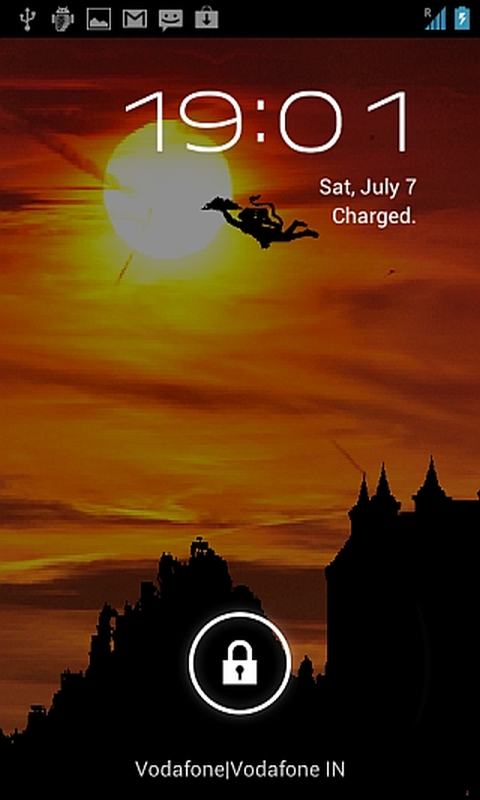 Hanuman Flying Live Wallpaper: Amazon.co.uk: Appstore for ...