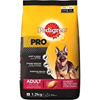 Pedigree PRO Expert Nutrition Active Adult Large Breed Dogs (18 Months Onwards) Dry Dog Food 1.2kg Pack