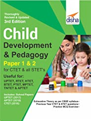 Child Development & Pedagogy for CTET & STET (Paper 1 & 2) with Past Questions