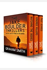 The Jake Boulder Series: books 1 - 3 Kindle Edition