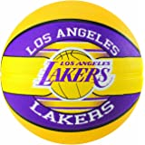 Spalding NBA Team L.a. Lakers Ballon de Basket Mixte