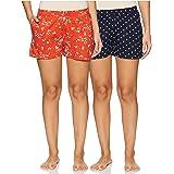 Longies Women's Regular Rayon Shorts