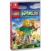Switch Lego Worlds - Nintendo Switch