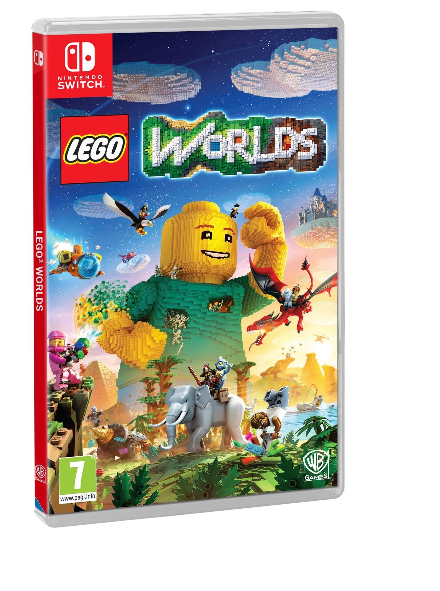 Switch Lego Worlds - Nintendo Switch 1 spesavip