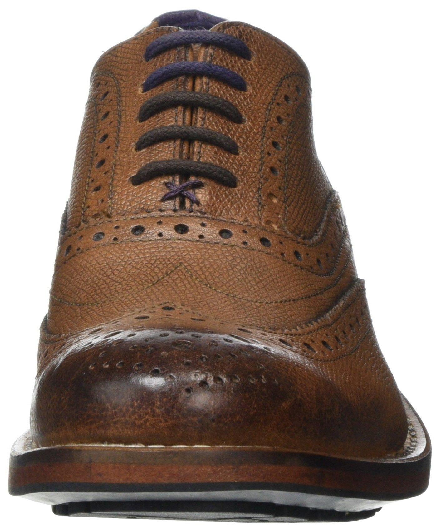 7d0fa02689e71 Ted Baker Mens Guri 8 Oxford Brogue Shoes – Rockhitech