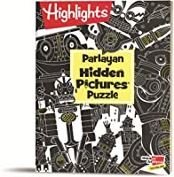 Highlights: Parlayan Hidden Pictures Puzzle