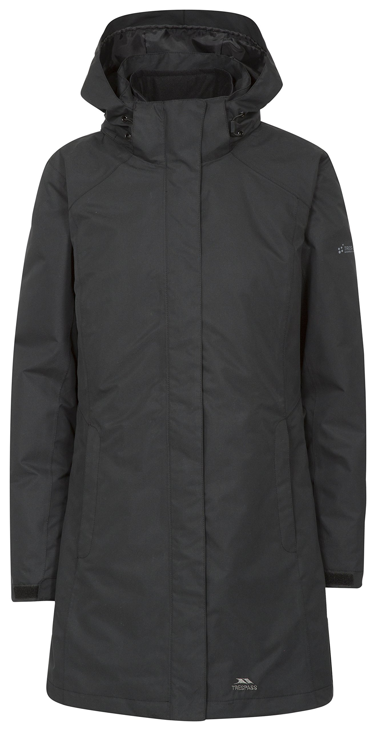 Trespass Alissa II Womens Waterproof 3 in 1 Jacket with Hood 3