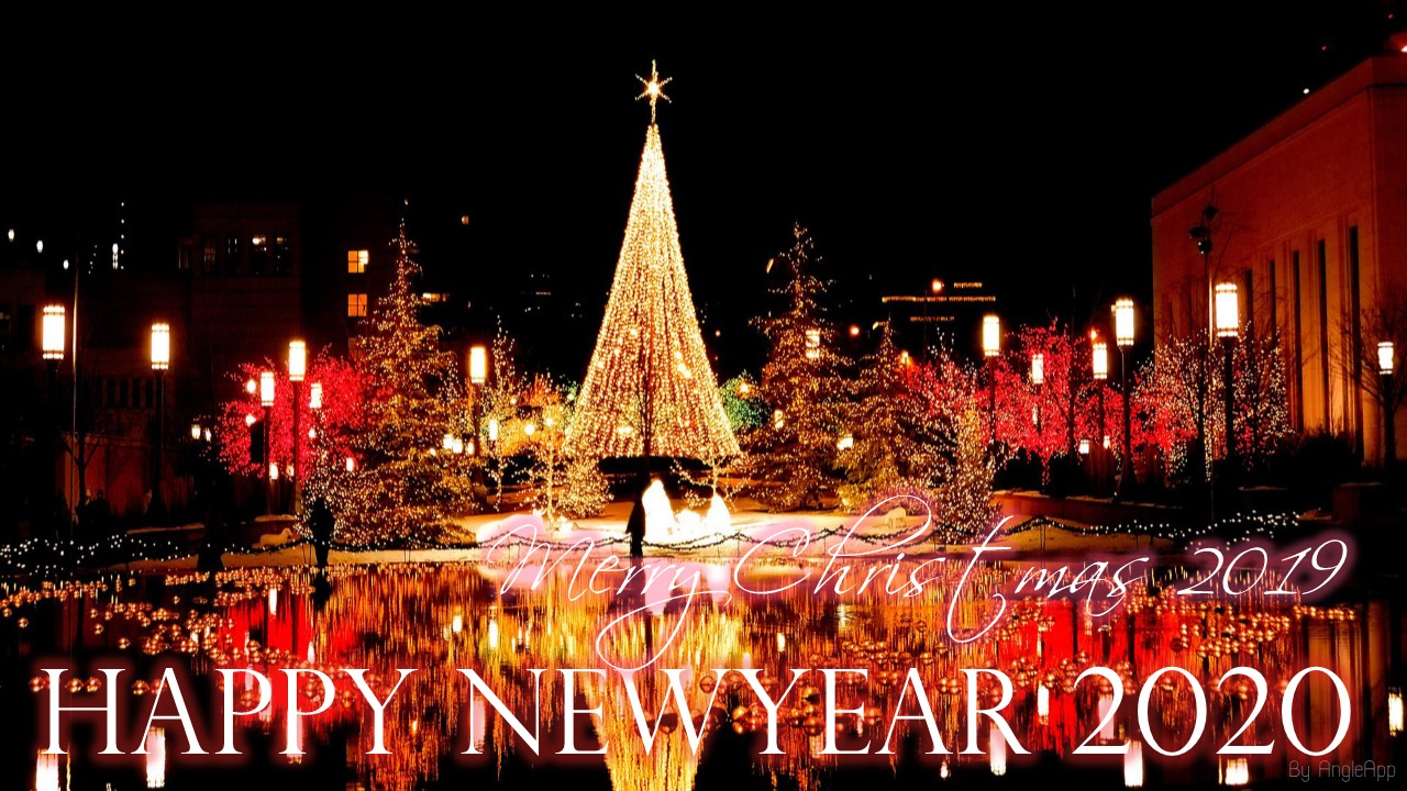 Merry Christmas Greeting and Happy New Year 2020: Amazon.in: Appstore for Android