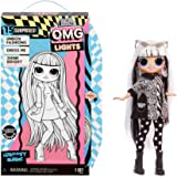 L.O.L. Surprise! 565154 Lights Groovy Babe - Fashion doll with 15 surprises