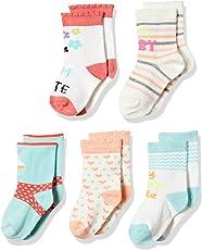 Bonjour  Calf Socks (Pack of 5)
