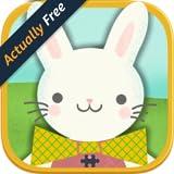 Osterhasen-Spiele für Kinder: Ostereiersuche Puzzles HD für Kleinkinder und Vorschüler - Ausbildung Version