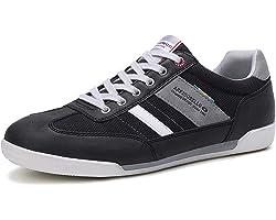 ARRIGO BELLO Chaussure Homme Baskets Sneakers Casual Sport Running Espadrilles Athlétique Courtes Fitness Tennis 40-46