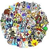 148 قطعة من ملصقات الرسوم المتحركة قطعة واحدة