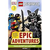 LEGO NINJAGO Epic Adventures (DK Readers Level 3)