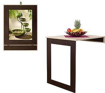 klapptisch wand. Black Bedroom Furniture Sets. Home Design Ideas