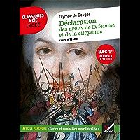 Déclaration des droits de la femme et de la citoyenne (Bac 2022, 1re générale & 1re techno) : suivi du parcours « Écrire…