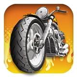 3D-Motorrad-Rennbahn: Straße Rampage Edition