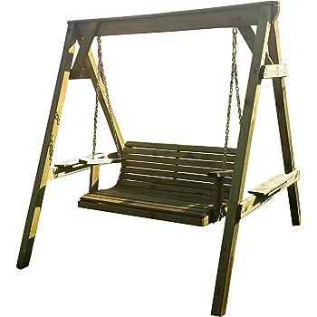 bentley outdoor schaukelbank f r 2 bis 3 personen ideal f r den garten. Black Bedroom Furniture Sets. Home Design Ideas
