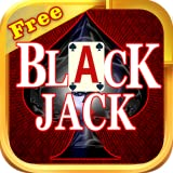 Blackjack 21 Free - Vegas Casino Friends Poker Card Game App for my Kindle