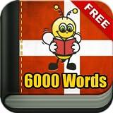 Apprendre le Danois 6000 Mots