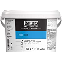 Liquitex Additif Gesso Blanc 1,89 Litre