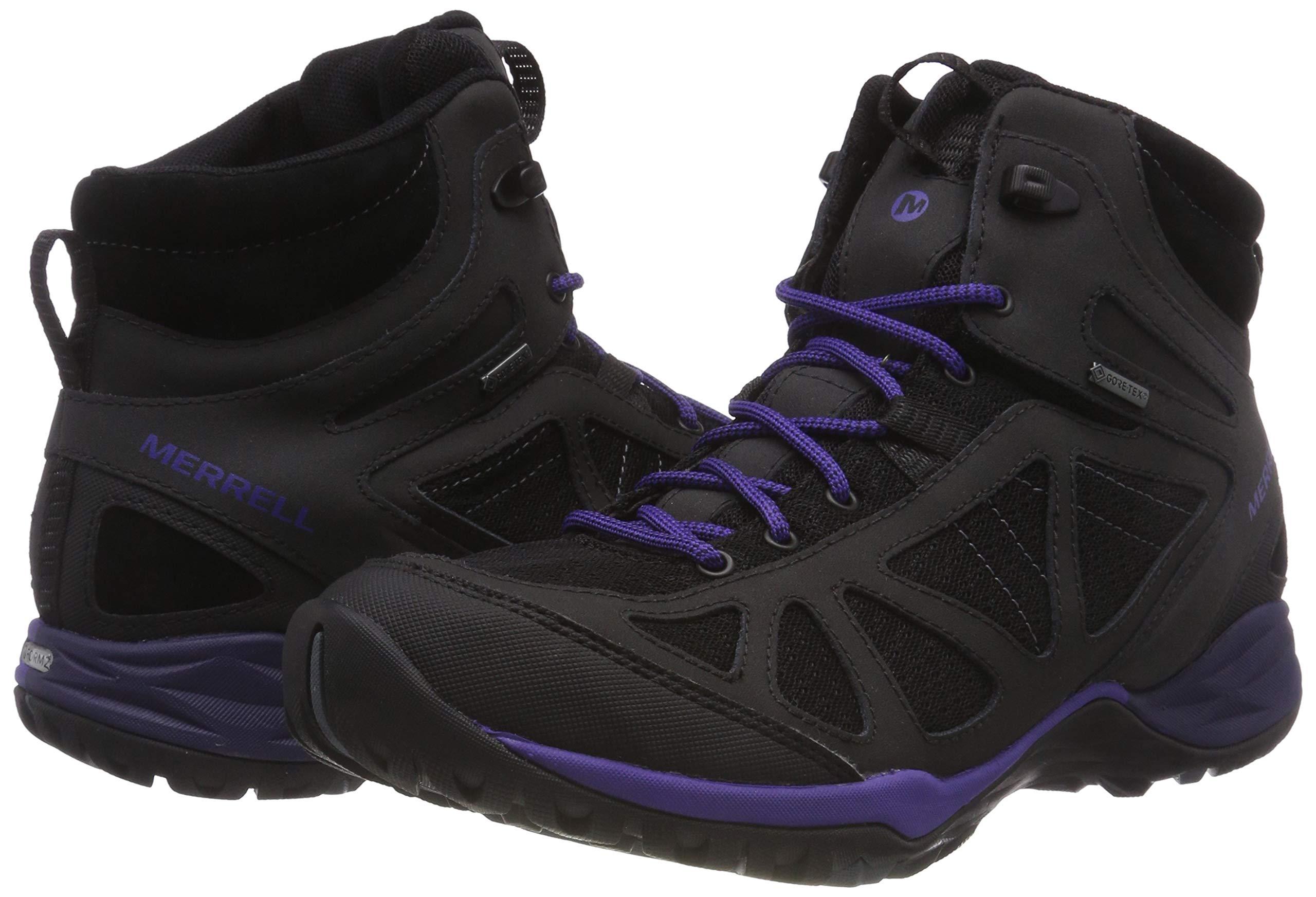 28c30ef8938 Merrell Women's Siren Sport Q2 Mid GTX High Rise Hiking Boots ...