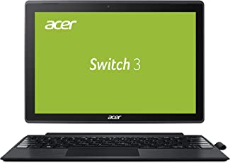 Acer Switch 3 SW312-31-P7SF 31 cm (12,2 Zoll Full-HD IPS Multi-Touch) Convertible Laptop (Intel Pentium N4200 Quad-Core, 4GB RAM, 64GB eMMC, Intel HD, Win 10 Home) grau
