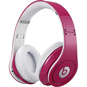 Beats Studio Over-Ear Headphone (Pink)