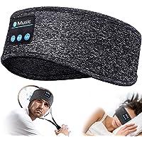 COTOP Fascia Cuffie Sportivi Uomo Donna Bluetooth, Cuffie per Dormire,Idee Regalo Uomo Donna Cuffia del Sonno Wireless…
