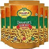 Dhampure Speciality Gur Besan Sev - Jaggery Snacks -750g (150g x 5)