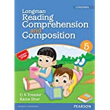 Develop Reading and Writing Skills, Longman Reading Comprehension and Composition Book, For 10 - 11 Years (Class 5), By Pears