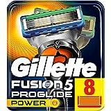 Gillette Fusion ProGlide Power Razor Blade Refill x8