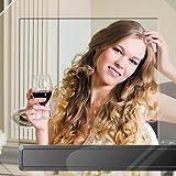 Weinglas-Bilderrahmen