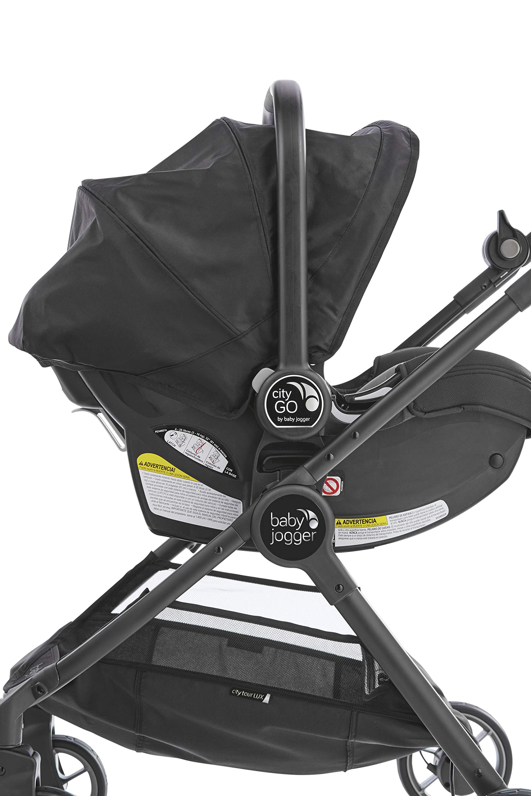 Baby Jogger City Tour LUX Car Seat Adapters City Go/Graco Baby Jogger Your baby jogger pushchair can become a travel system in a heartbeat using car seat adapters Attaching your car seat to a baby jogger stroller has never been easier Easy to fit, quick to release and easy to remove 2
