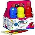Giotto 533200 - 6 Flaconi 500 ml Paint