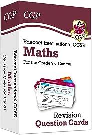 New Grade 9-1 Edexcel International GCSE Maths: Revision Question Cards