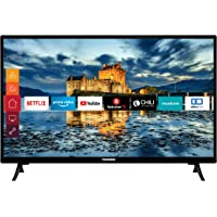 Telefunken XF32J511 32 Zoll Fernseher (Smart TV inkl. Prime Video / Netflix / YouTube, Full HD, Works with Alexa, Triple…