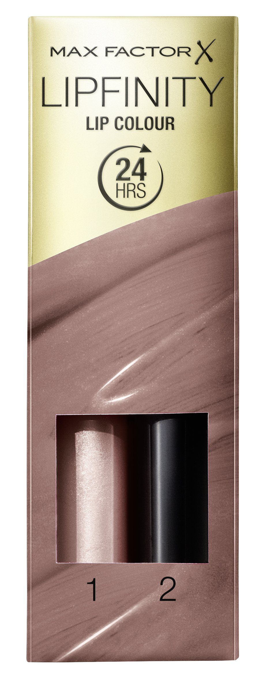Max Factor Lipfinity rossetto, Indulgent numero 190