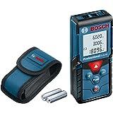 Bosch Professional Laserafstandsmeter GLM 40 (Met Geheugenfunctie, Meetbereik: 0,15–40 m, 2 x 1,5 V Batterijen, Opbergtas), B