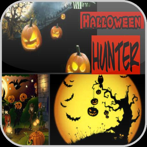 Halloween Hunter - Coin Dozer-halloween Puzzle