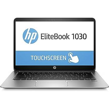 HP Elitebook 1030 G1 Z2U92ES (13.3 inch QHD touch display) laptop (Intel core m56Y54, 256GB SSD, 8GB RAM, Windows 10) silver metallic grey