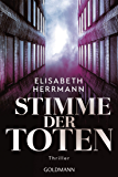 Stimme der Toten: Judith-Kepler-Roman 2 - Kriminalroman