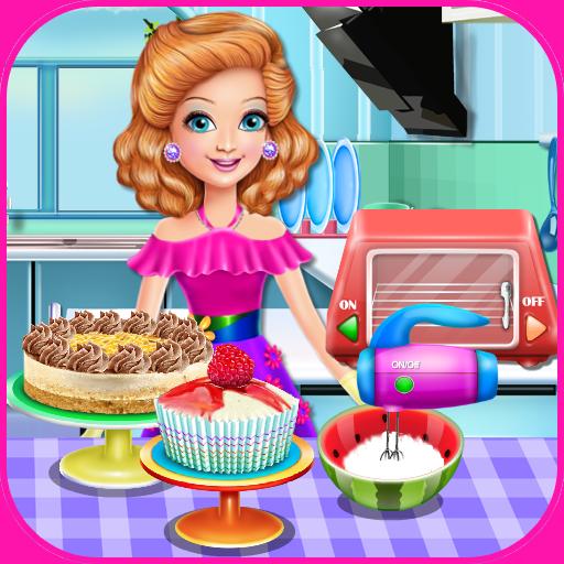 Sandra Cooking Desserts (Italienisch Dressing Casual)