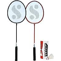 Silver's SIL-SM-Combo-5 Aluminum Badminton Set