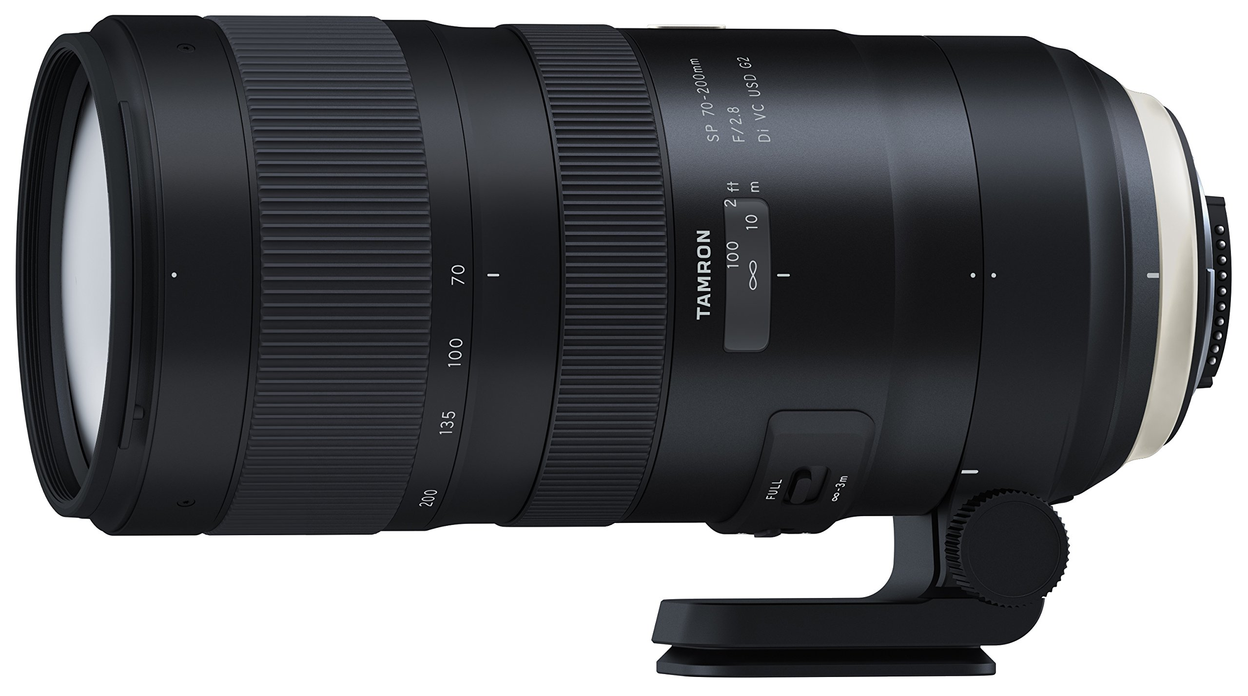 Tamron TA025N Obiettivo Universale per Nikon, Nero