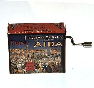 Fridolin - 58376 - Boîte à Musique - Aida - Porté en Triomphe